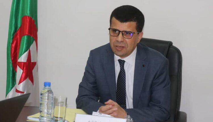 وزير الموارد المائية يشدّد على ضرورة الإسراع في أشغال إنجاز الآبار والمناقب
