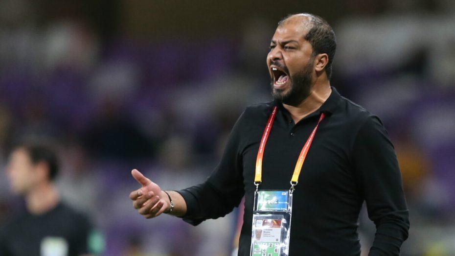 الشعباني مدرب الترجي الرياضي التونسي يرد على اتهامات الزمالك المصري