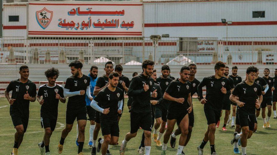 الزمالك يعلن عن تشكيلة الفريق التي ستسافر إلى الجزائر لمواجهة المولودية