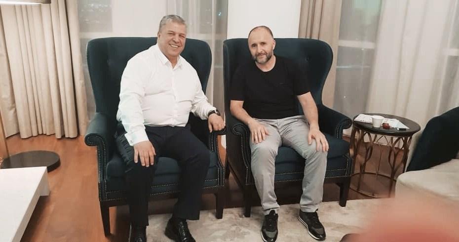 عمارة رئيس الاتحادية الجزائرية لكرة القدم يكشف ما دار بينه وبين بلماضي