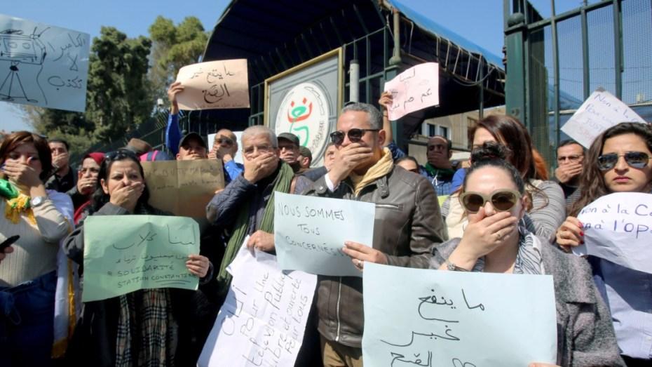 تعرّف على تصنيف الجزائر عالميا في حرية الصحافة لسنة 2021