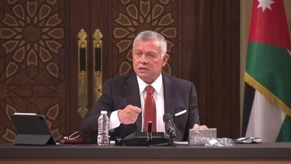 """العاهل الأردني يوجه رسالة للشعب بشأن """"محاولة الانقلاب"""""""
