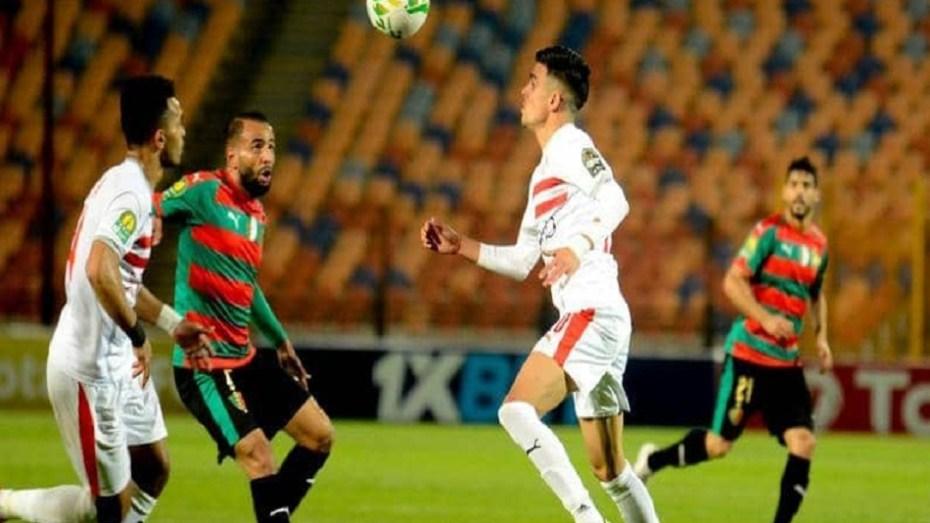 بالفيديو.. مولودية الجزائر ينهزم أمام الزمالك المصري في رابطة الأبطال