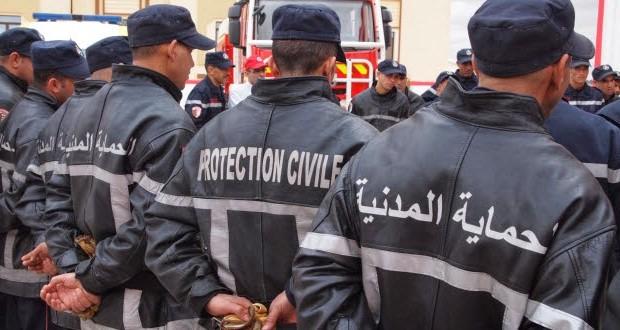 فيديو وصور | الأمن يفض مسيرة أعوان الحماية المدنية