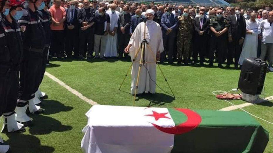 المرحوم سمير حجاوي يُوارى الثرى في جنازة مهيبة