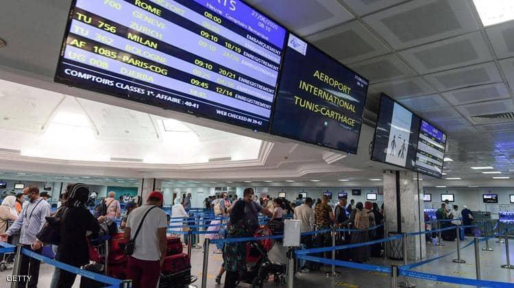 رئاسة الحكومة التونسية تخفّف من إجراءات كورونا للوافدين من الخارج