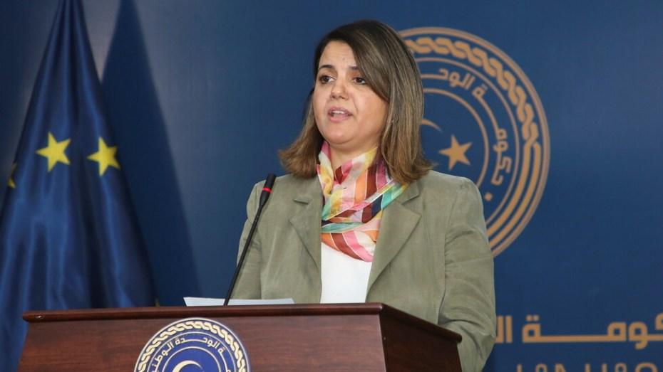 وزيرة الخارجية الليبية تشيد بدور الجزائر في الحفاظ على سيادة بلادها