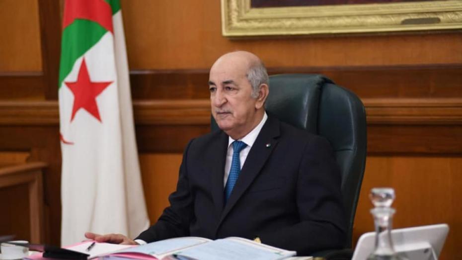 الرئيس تبون يهنئ الجزائريين بمناسبة عيد الأضحى