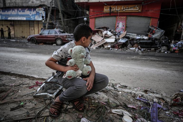 ارتفاع حصيلة ضحايا العدوان الإسرائيلي على غزة إلى 227 شهيدا
