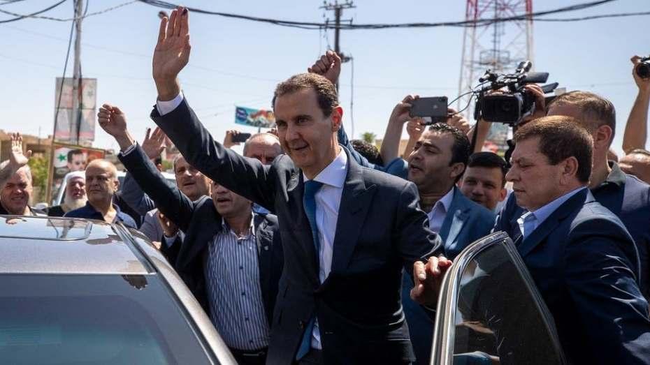 بنسبة 95,1%.. بشار الأسد يفوز بولاية رئاسية رابعة