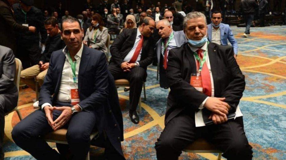 وثيقة | إنفانتينو يراسل شرف الدين عمارة بسبب انتخابات الفاف