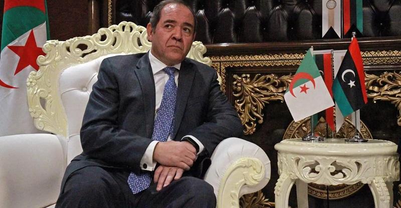 """وزير الخارجية الجزائري.. تضامن الجزائر مع الشعب الليبي """"غير محدود"""""""