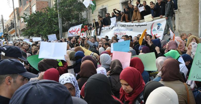 المنظمة الجزائرية لأساتذة التربية تعلن الدخول في إضراب بداية من هذا التاريخ