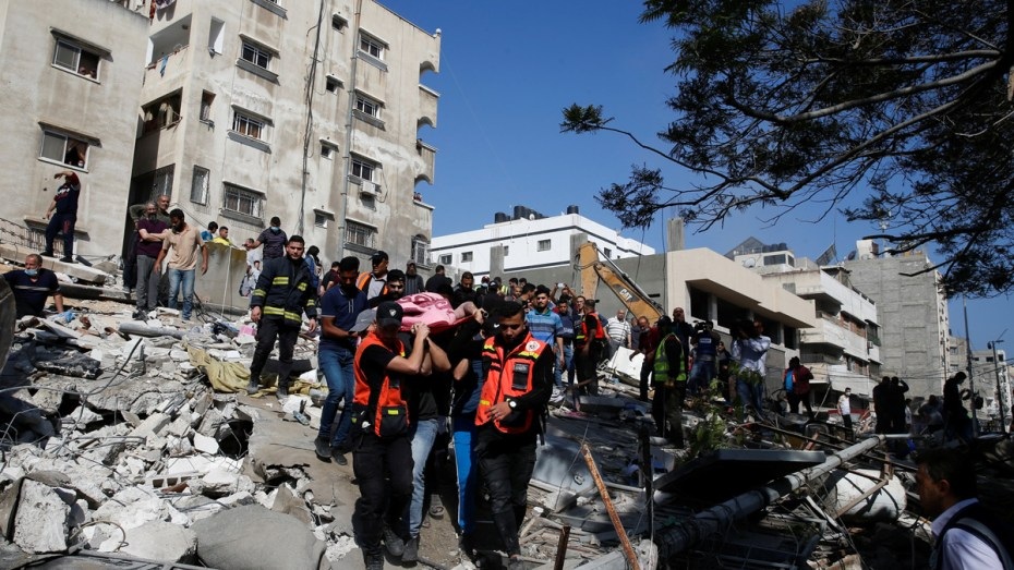 ارتفاع حصيلة العدوان الإسرائيلي على غزة إلى 248 شهيدا