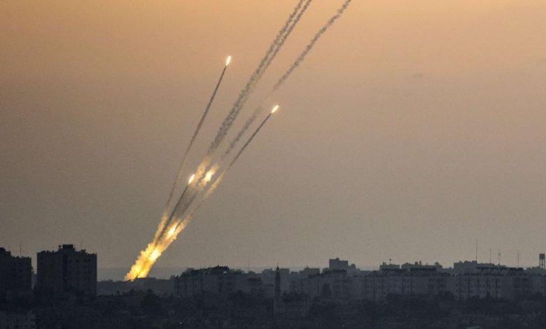 """كتائب """"القسام"""" توجه ضربة صاروخية للاحتلال الإسرائيلي في القدس"""