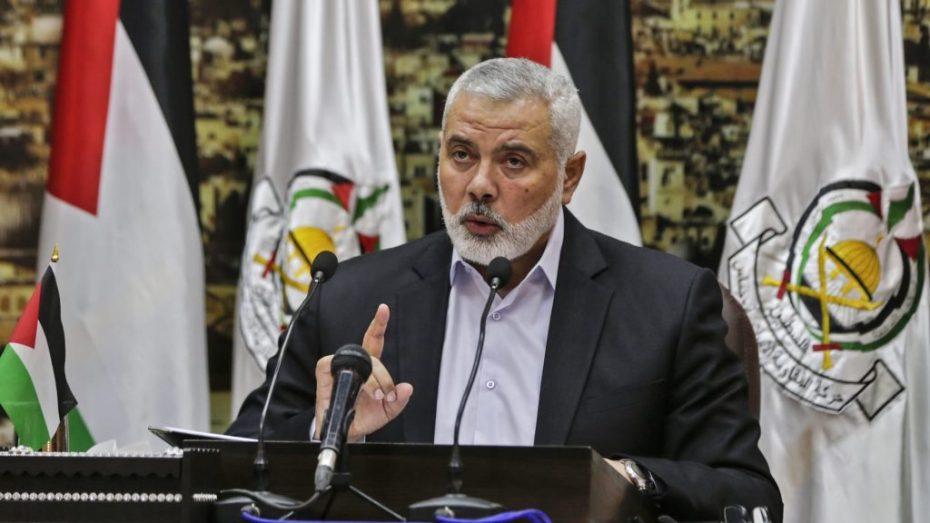 حماس تدعو السلطة الفلسطينية للانسحاب من اتفاق أوسلو