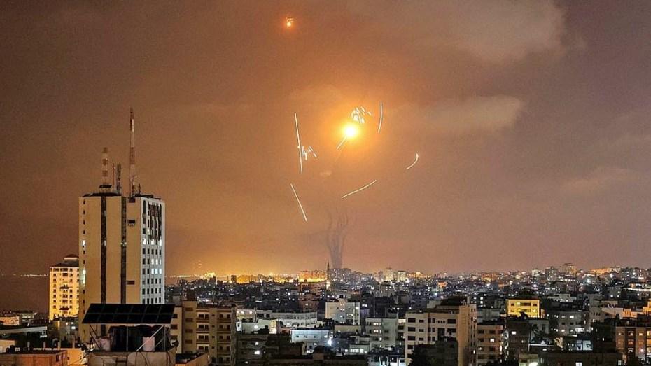 غزة: استشهاد 20 فلسطينيا بينهم 9 أطفال