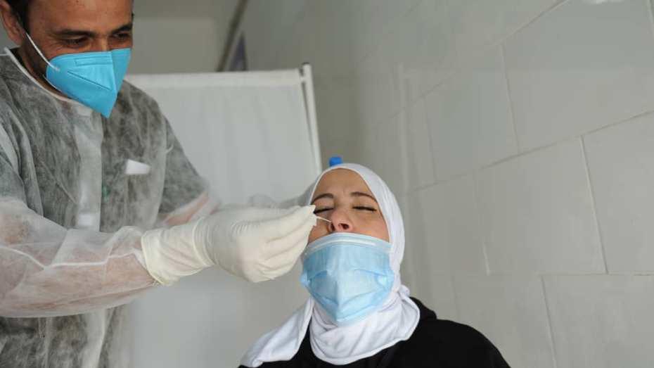 ارتفاع طفيف في إصابات كورونا بالجزائر