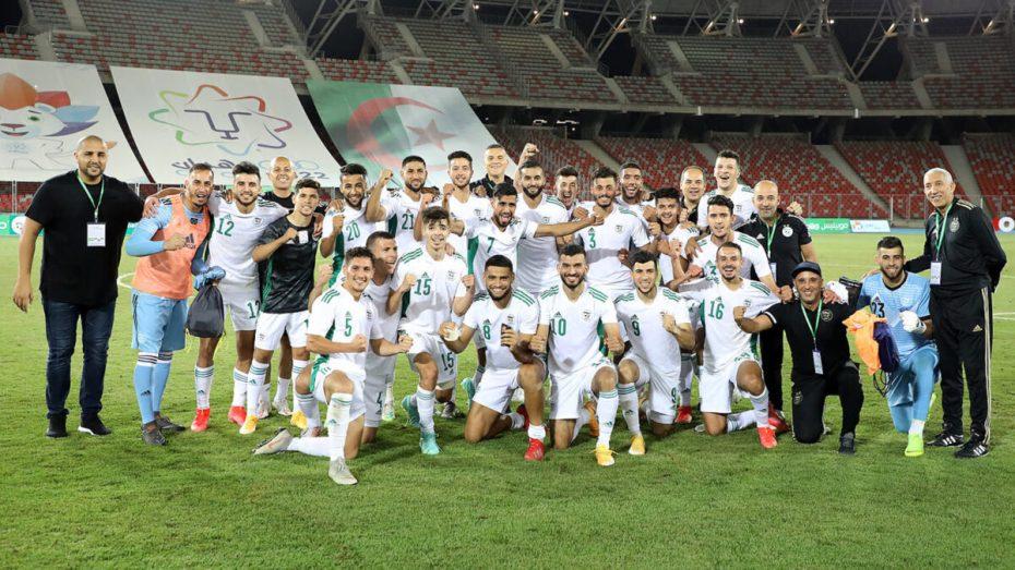 الكشف عن برنامج المنتخب الجزائري في بطولة كأس العرب