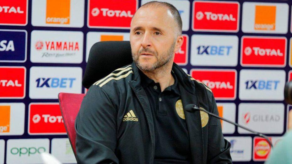 بالفيديو | بلماضي يواصل وقوفه عن كثب على مستوى لاعبي الدوري الجزائري
