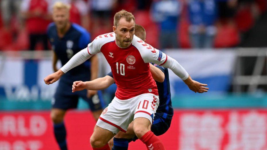 الاتحاد الدنماركي يكشف جديد الحالة الصحية للاعب كريستيان إريكسن