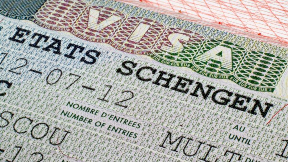 استئناف مواعيد تأشيرات شنغن