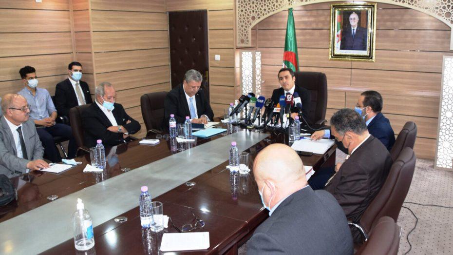 لجنة مشتركة لتقييم وإصلاح كرة القدم المحترفة