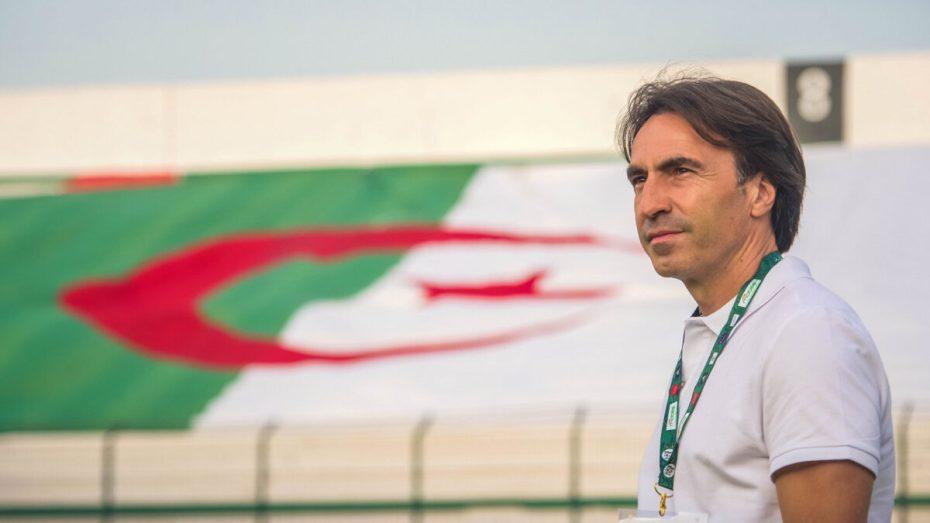 """مدرب منتخب موريتانيا: """"كنا محظوظين كثيرا لغياب محرز"""".. التفاصيل: https://awr.as/erw اوراس"""
