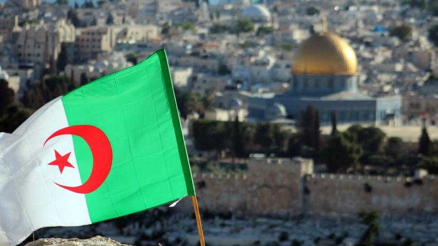 الجزائر تقدم مقترحا لحل القضية الفلسطينية