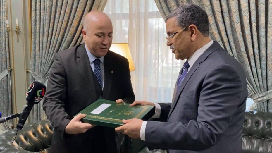 تعليقات الجزائريين على تعيين أيمن بن عبد الرحمان وزيرا أولا خلفا لجراد
