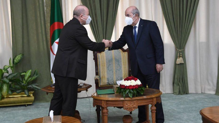 تبون يحدد للوزير الأول الجديد أيمن بن عبد الرحمان موعد تشكيل الحكومة