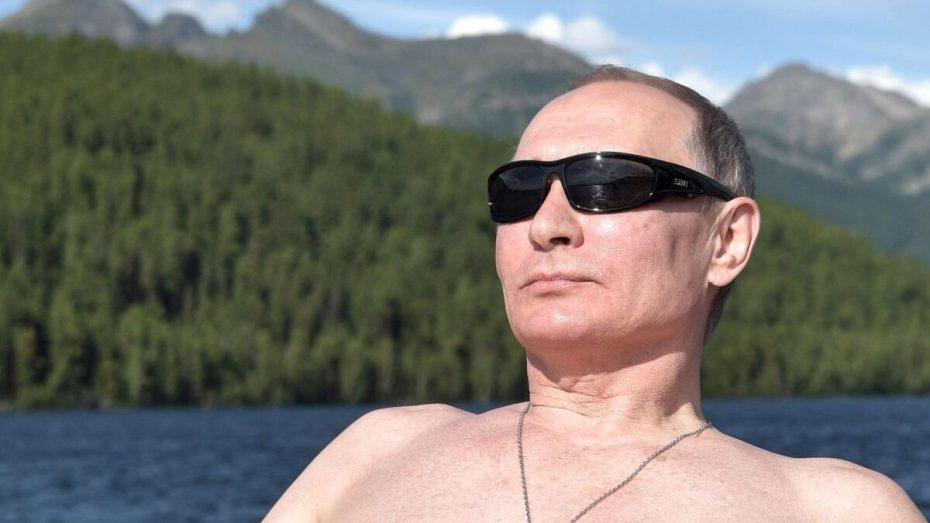 سر السعادة عند الرئيس الروسي فلاديمير بوتين
