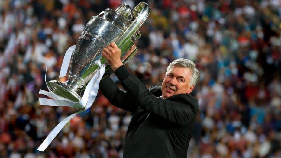 أنشيلوتي يعود لتدريب ريال مدريد