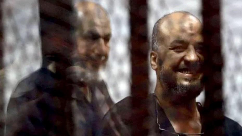 الحكم بإعدام على محمد البلتاجي وصفوت حجازي