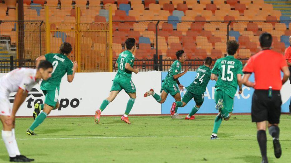 المنتخب الجزائري يتعرّف على موعد نهائي منافسة كأس العرب