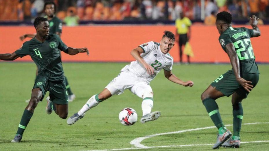 بن ناصر يتلقى انتقادات إيطالية لاذعة بسبب المنتخب الجزائري