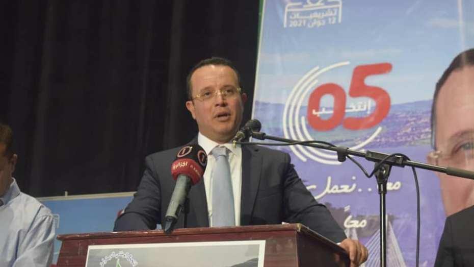 منذر بوذن من التجمع الوطني الديموقراطي نائبا لرئيس المجلس الشعبي الوطني