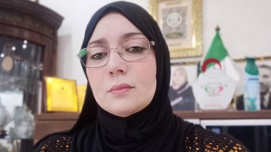 البرلمانية السابقة نعيمة صالحي تحذر من الموساد