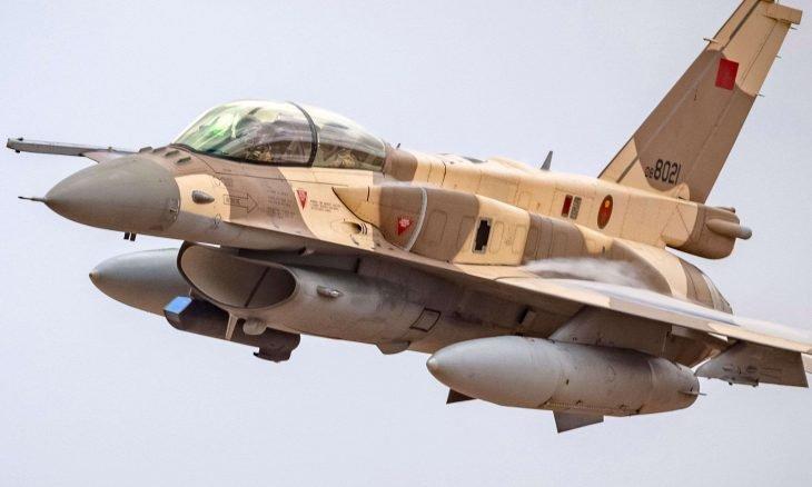 القوات الجوية لدولة الاحتلال الإسرائيلي تدرّب عسكريا طيارين من المغرب
