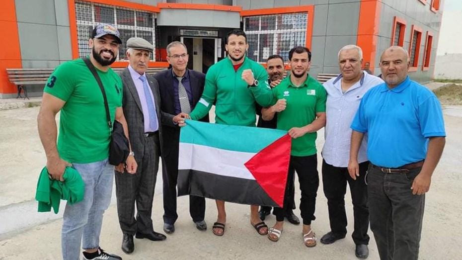 فتحي نورين يرد بقوة على رئيس الاتحادية الجزائرية للجيدو نصرة لفلسطين