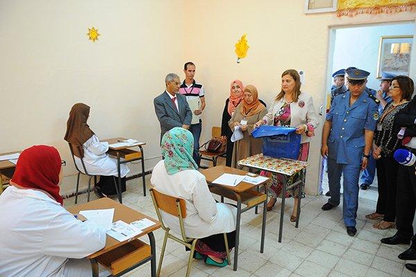 وزارة العدل تكشف نسبة نجاح امتحانات شهادة التعليم المتوسط لفئة المحبوسين