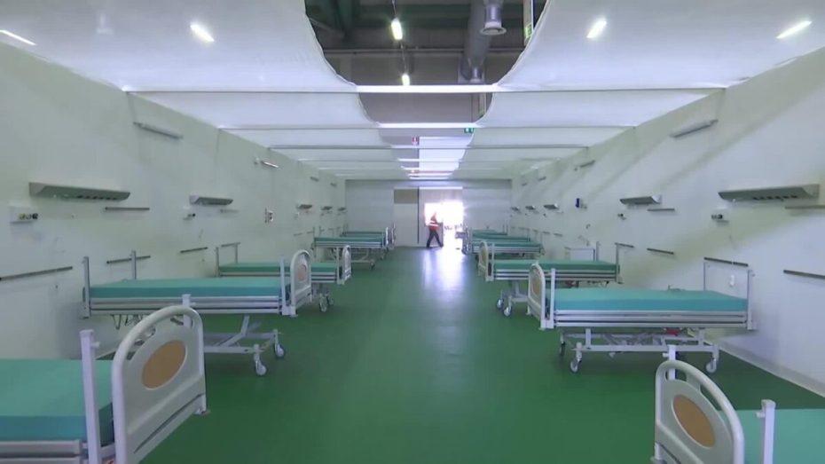 الولايات المتحدة الأمريكية تتبرع للجزائر بمستشفى ميداني