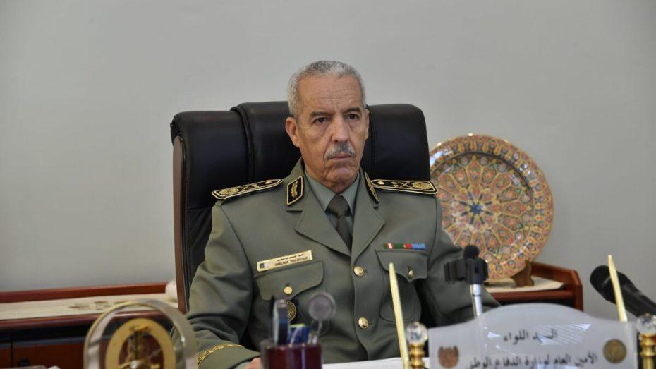 الأمين العام السابق لوزارة الدفاع رهن الحبس المؤقت