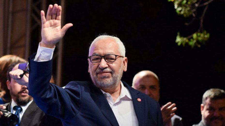 الغنوشي يعرب عن شكره لتبون على دعمه لتونس