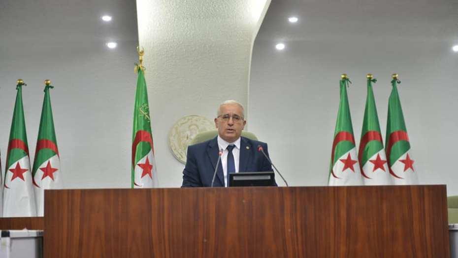 بوغالي يؤكد انتصار الجزائر على المكائد ويعلّق على قرار قطع العلاقات مع المغرب