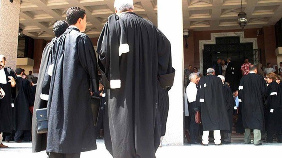 محامو العاصمة يقاطعون العمل القضائي بمحكمة الدار البيضاء