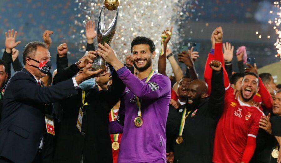 الأهلي المصري يتوج بلقب دوري أبطال إفريقيا