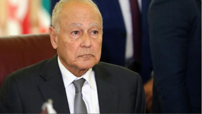 أبو الغيط.. اجتماع الجزائر فرصة لتجاوز العقبات في ليبيا