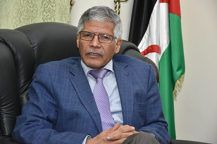 السفير الصحراوي: تراجع أمريكا عن قرار ترامب جعل المغرب في حالة تخبط وعزلة