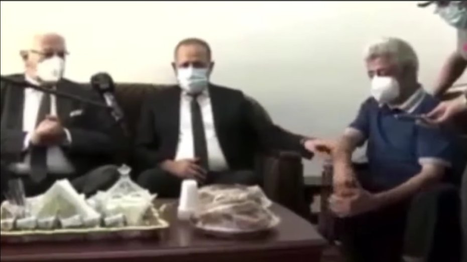 بالفيديو.. والد جمال يكشف حقيقة ما جرى له مع والي عين الدفلى